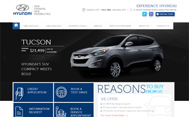 Experience Hyundai company