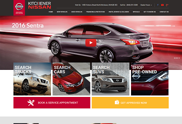 Kitchener Nissan