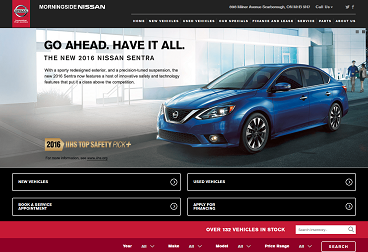 Morningside Nissan