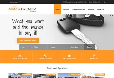 Motor Trendz Online