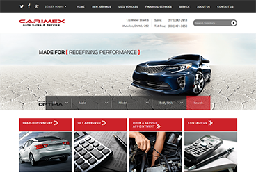 Carimex Auto Sales Logo