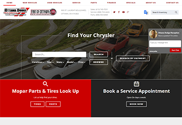 Ottawa Dodge Chrysler Jeep RAM