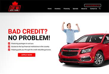 QEW Auto Loans