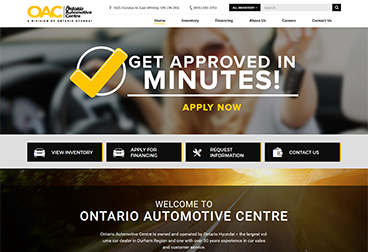 Ontario Automotive Centre
