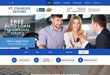 St.Charles Motors